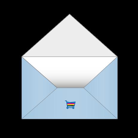 Briefumschläge Klassiker