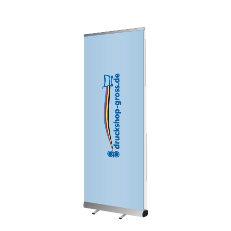 Roll-Up Display - Double